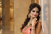 Party makeup Artist in karnal