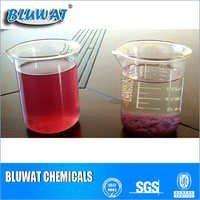 réactif decoloring de l'eau