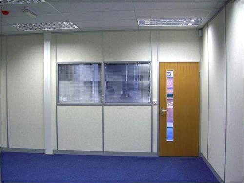 Office Gypsum Partition