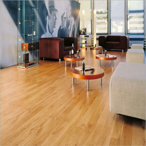 Residential Wooden Laminate Flooring