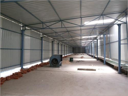 Industrial Shed Fabrication Services