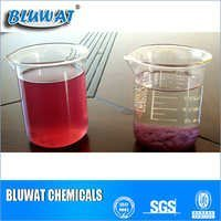 reactivo decoloring del agua