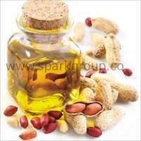 Fresh Groundnut Oil