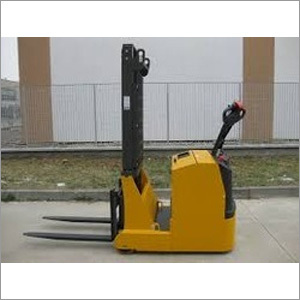 Battery Operated Compact Stacker