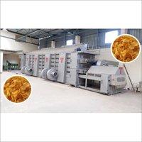 Cornflakes Drying Plant
