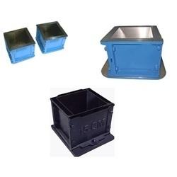 Cube mould (metal)