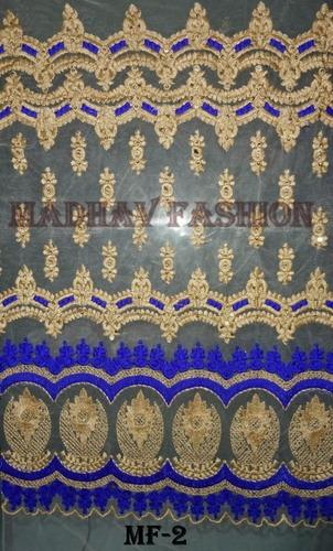 Fancy Daman Embroidery Fabrics