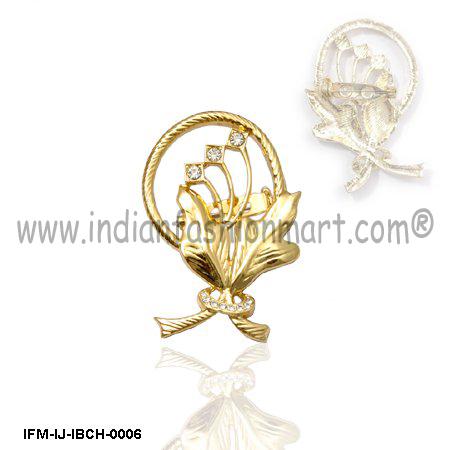 Gossamer-Fine Jewelry Brooch