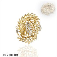 Jardin-Fine Jewelry Brooch