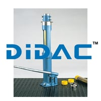 Hydraulic Extruder with Trimming Knife