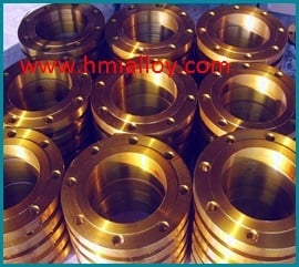Cupro Nickel (Cu-Ni) 70/30 UNS C71500 Flanges