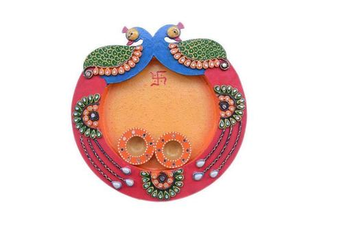 Handcrafted Pooja Thali
