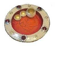 Decorative Handcrafted Thali