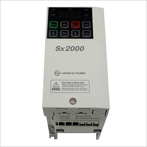 Vfd  Sx2000 Vvvf 230v 1ph Drive 0.40 Kw (Hd) / 0.75 Kw (Nd)
