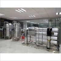 Drinking Water Packaging Plant