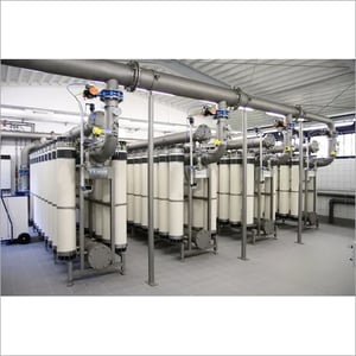 Industrial Ultra Filtration System