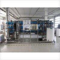 Electrodeionization Process Plants