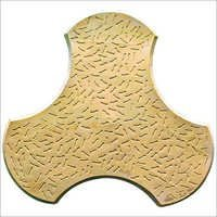 Milano Interlocking Paver (Color - Yellow)