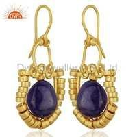 Handmade Sterling Silver Gemstone Earrings Manufacturers