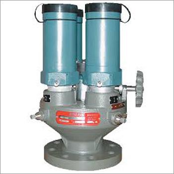Multiport Pressure Relief Valve