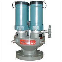 Multiport Pressure Relief Valve