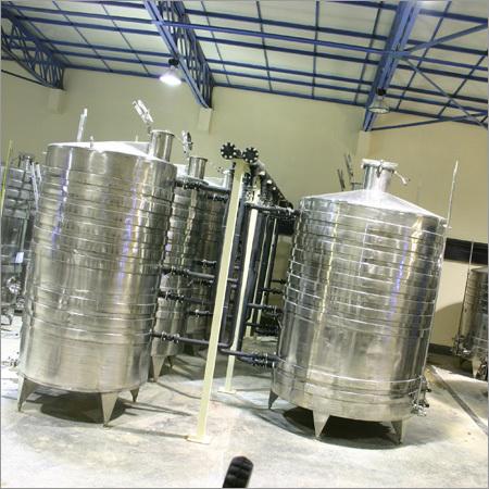 SS Storage Tanks