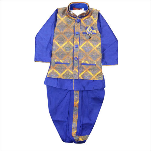 Kids Jacket Sherwani