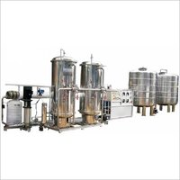 SS Reverse Osmosis Water Plant