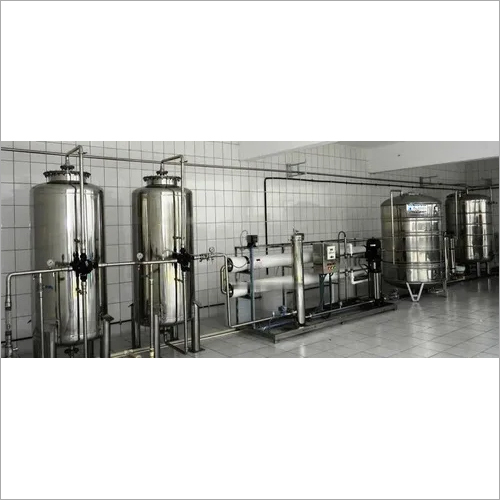 Mineral Water Plant / Water Packaging Plants
