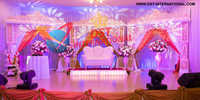 Princess Wedding Stage