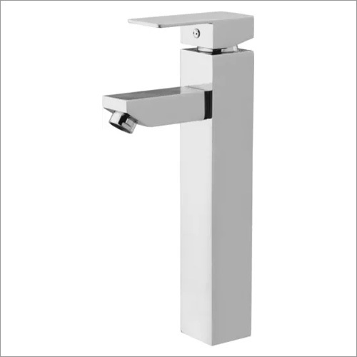 SINGLE LEVER BASIN MIXER EXTENDED BODY LOREX