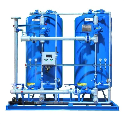 Deminerlization Water (DM)  Plant