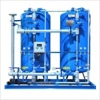 Deminerlization Water Plant