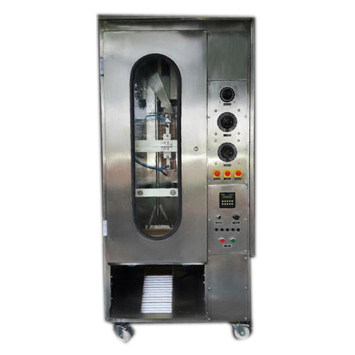 Edible Oil Pouch Packing Machine