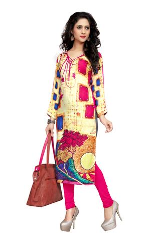 Fancy Party Wear Designer Kurti