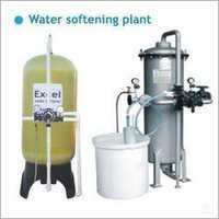 Water Hardness Softening Plant