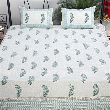 Hand-Block Bedsheets Indian