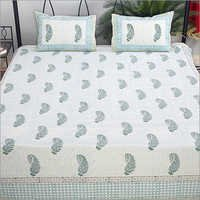 Hand-Block Bedsheets Indian