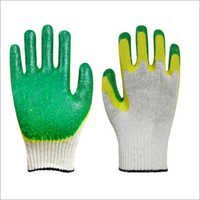 Double Dipped Latex Palm Coated Work Safety Gloves