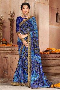 Bandhani Saree Collection