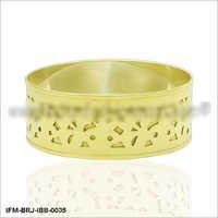 Bumptious Magnificence  - Brass Bangle