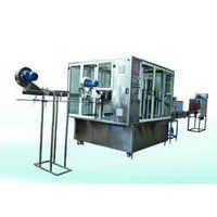 Automatic Bottle Filling Machine