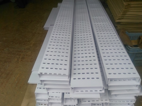 Powder Coated Cable Tray