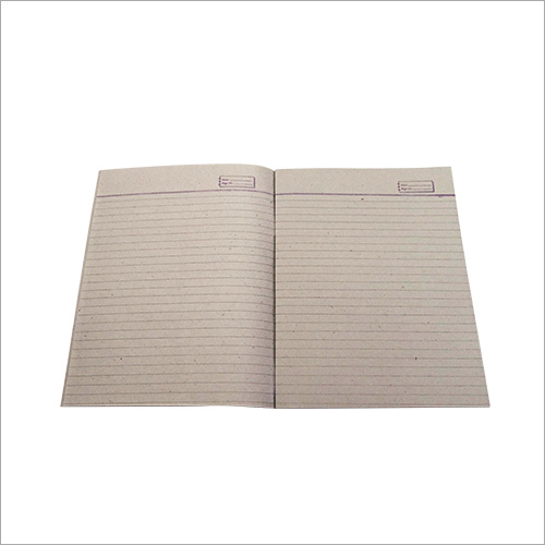 Notebook Rough Paper