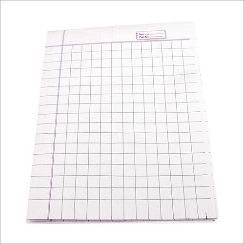 Maths Ruled Paper
