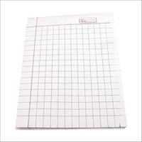 Maths Ruled Paper