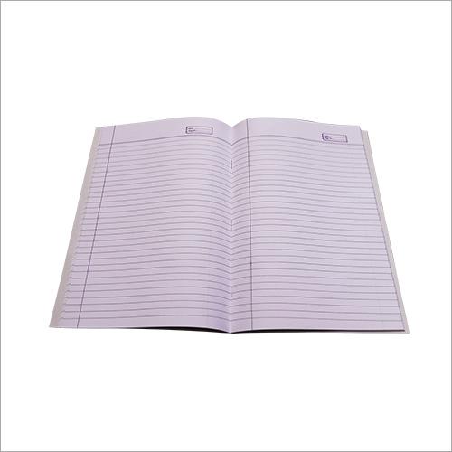 Register Ruled Sheet