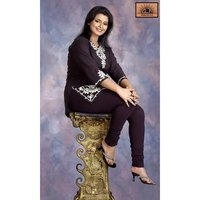 Cotton Churidar Leggings