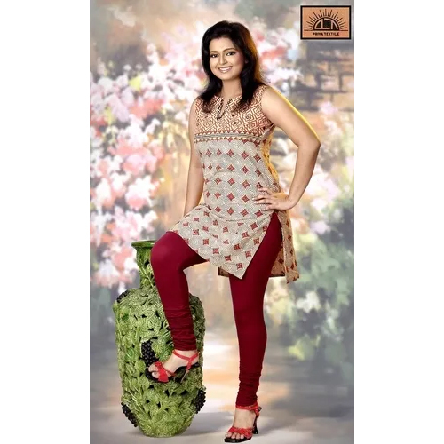 Cotton Stretchable Leggings