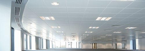 Softex acoustic ceiling